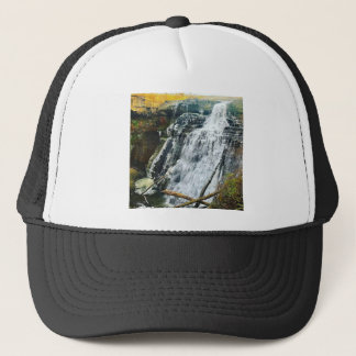 Brandywine Falls Cuyahogo National Park Ohio Trucker Hat