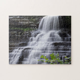 Brandywine Falls Puzzle with Gift Box