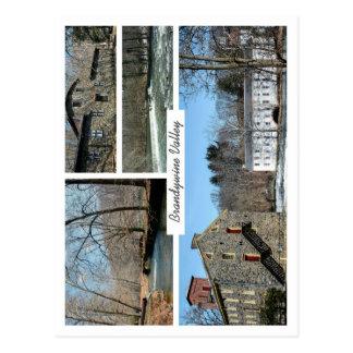Brandywine Valley Postcard