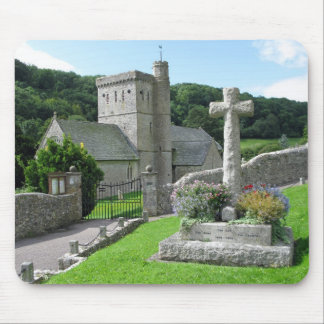 Branscombe Church Mouse Pad