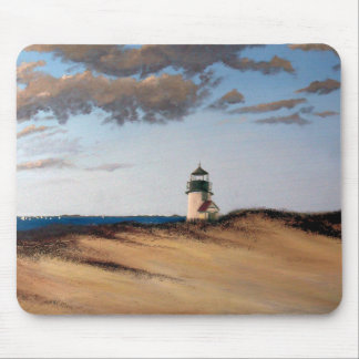 Brant Point Harmony Nantucket Lighthouse Mousepad