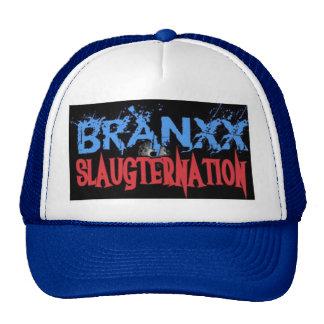 Branxx Slaughternation truckhat Trucker Hat