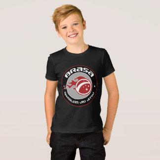 Brasa DT Fight team-Red- Kids T T-Shirt
