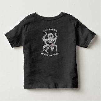 brasa DT Fight team-Red- Toddler- T Toddler T-shirt