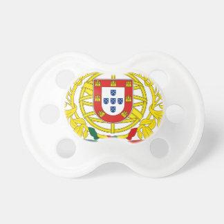 Brasão de Armas (Coat of Arms) de Portugal Pacifiers