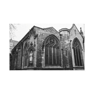 """Brase Nose Lane Church"" design wall art"