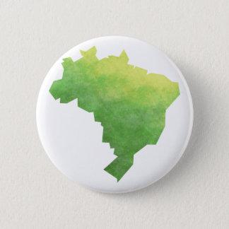 Brasil 2 Inch Round Button
