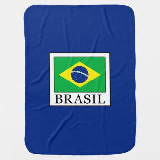 Brasil Baby Blanket