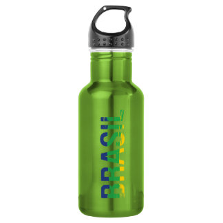 Brasil - Brazil 532 Ml Water Bottle