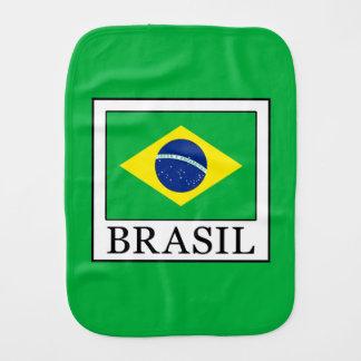 Brasil Burp Cloth