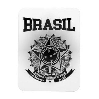 Brasil Coat of Arms Magnet