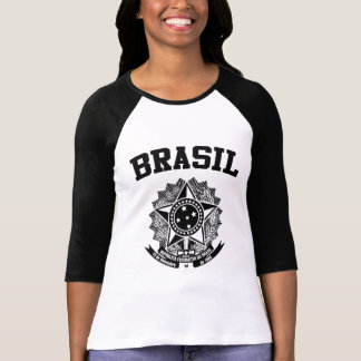 Brasil Coat of Arms T-Shirt