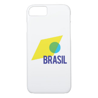 Brasil Flag iPhone 8/7 Case