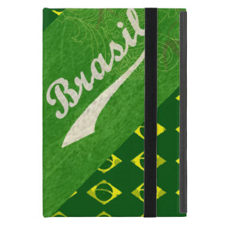 brasil, flags iPad mini cover