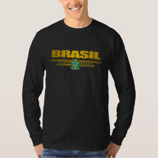 """Brasil Gold"" Apparel T-Shirt"
