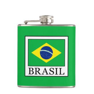 Brasil Hip Flask