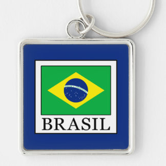Brasil Keychain