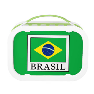 Brasil Lunch Box