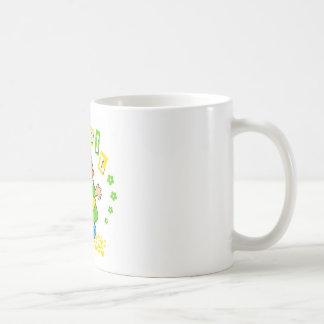 Brasil Classic White Coffee Mug