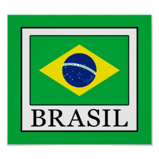 Brasil Poster