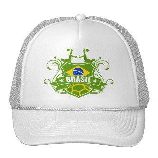 BRASIL soccer Casquette De Camionneur