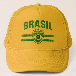 Brasil Trucker Hat