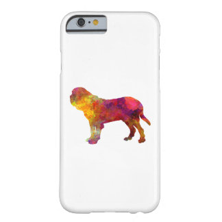 Brasileiro row in watercolor barely there iPhone 6 case