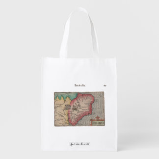 Brasilia (here. 1616) grocery bags