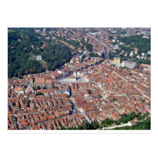 Brasov, Romania: historic  part old town 1 Postcard