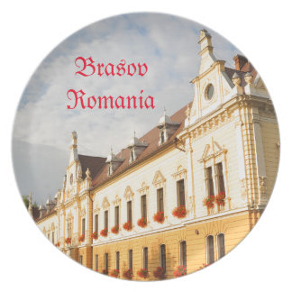 Brasov, Romania Plates