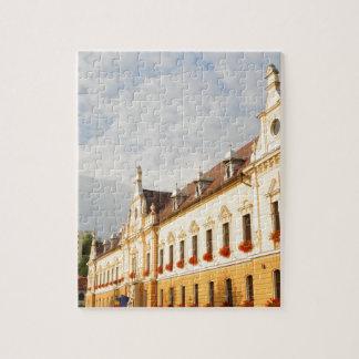 Brasov, Romania Puzzle