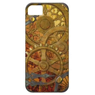 Brass and Bronze Steampunk iPhone 5 iPhone 5 Cases