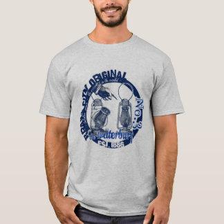 Brass City Tubular WATERBURY Lantern Shirt BLUE