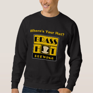 Brass Hat Brewing Sweatshirt