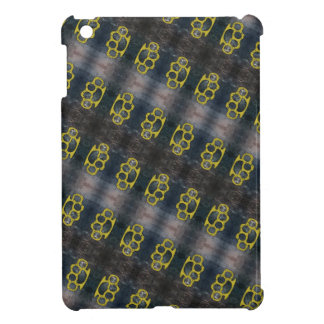 Brass Knuckles Pattern Cover For The iPad Mini
