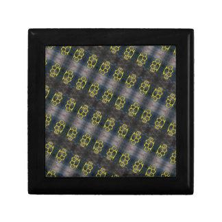 Brass Knuckles Pattern Gift Box
