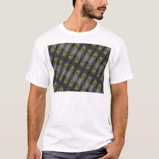 Brass Knuckles Pattern T-Shirt