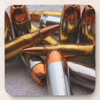 Brass & Lead Bullet coasters