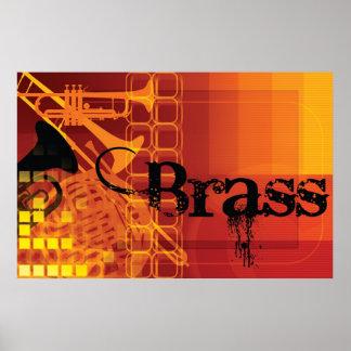 Brass Poster