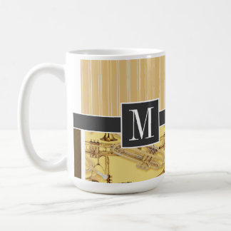 Brass Trumpet; trumpets Coffee Mug