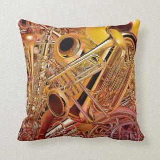 Brass Wall pillow