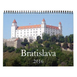 bratislava 2016 calendar