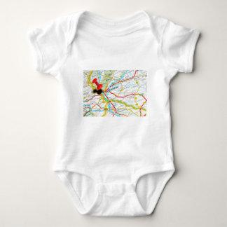 Bratislava, Slovakia Baby Bodysuit