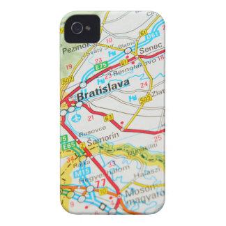 Bratislava, Slovakia iPhone 4 Case