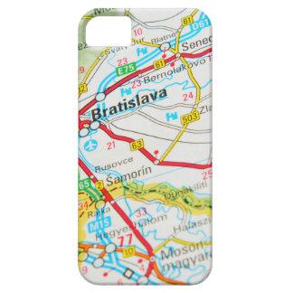 Bratislava, Slovakia iPhone 5 Case