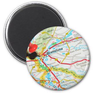 Bratislava, Slovakia Magnet