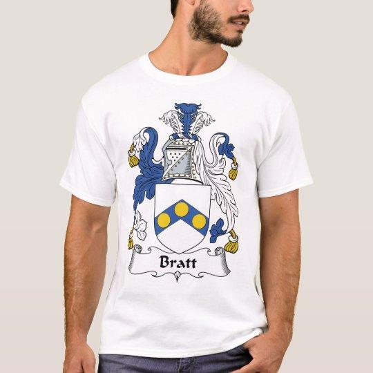 Bratt Family Crest T-Shirt
