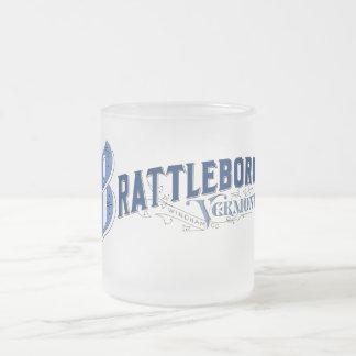 Brattleboro, Vermont (1896) Logo Mug