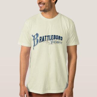 Brattleboro, Vermont, Windham County 1896 Logo T T-Shirt