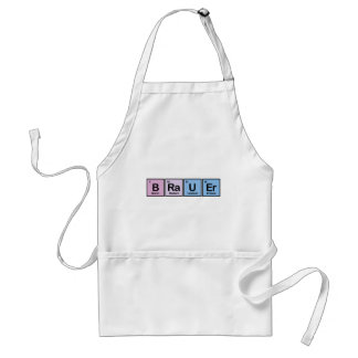 Brauer made of Elements Standard Apron